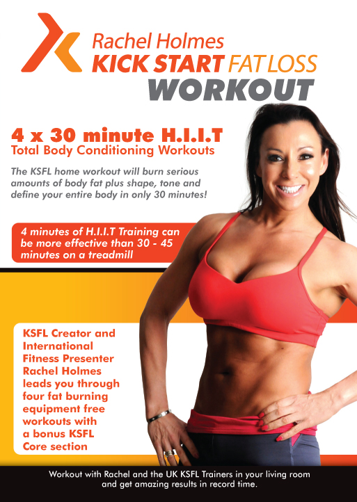 Ksfl Workout Dvd Series