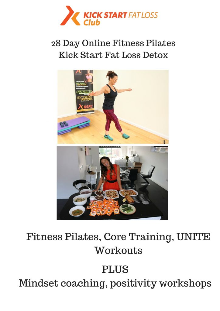 28 Day ONline Kick Start Fat Loss Detox (1)