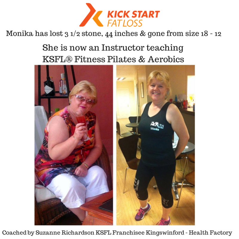 Monika has lost 3 1-2 stone, 44 inches & (1)