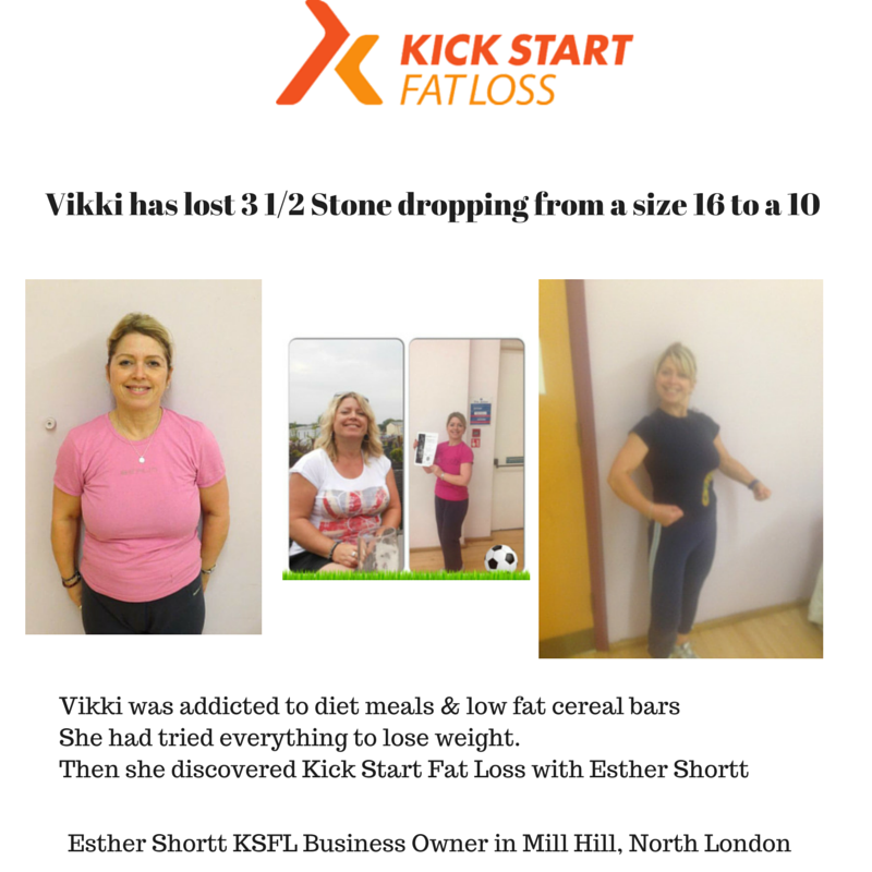 Vikki Has lost  31-3 Stone Dropping from