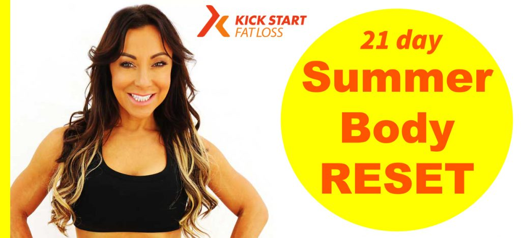 summer body reset
