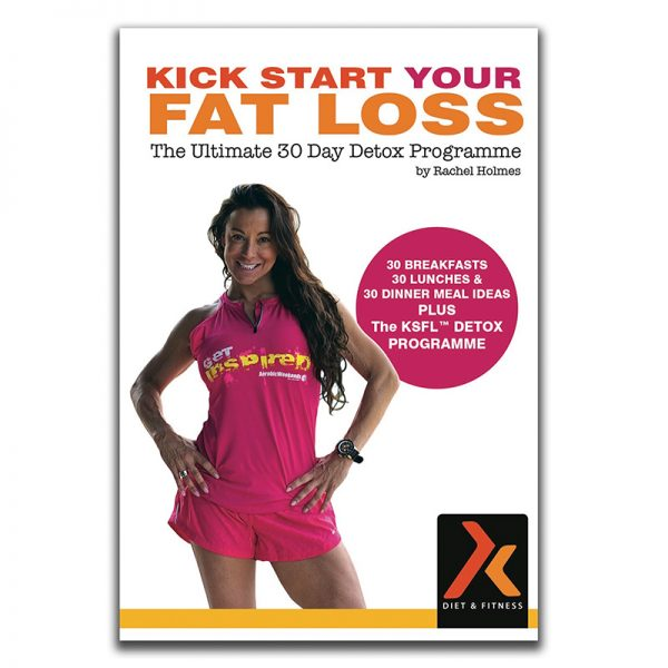 Kick Start 30 Day Detox Recipe Book