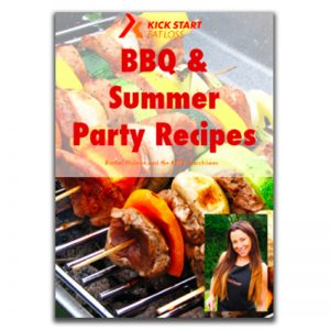 Healthy BBQ & Summer Recipe Book