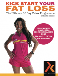 Kick Start Fat Loss Recipe Book