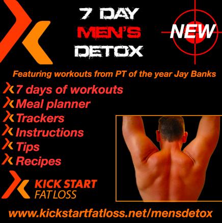 Mens 7 day detox