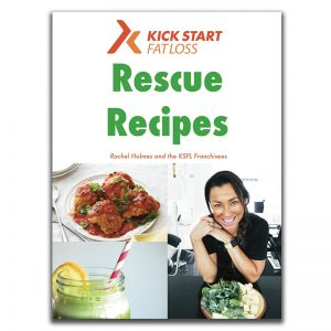Rescue Recipe Cook Book
