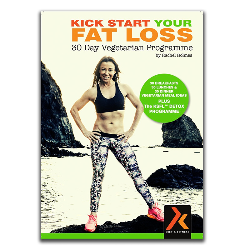 veggie 30 day ksfl programme   kick start fat loss