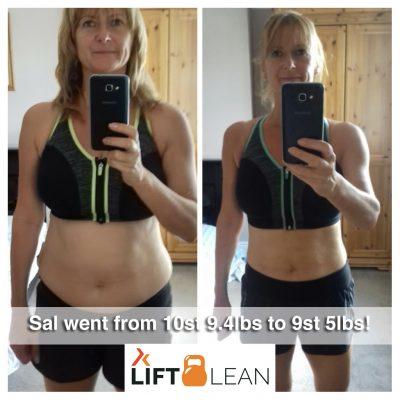 sal lift lean