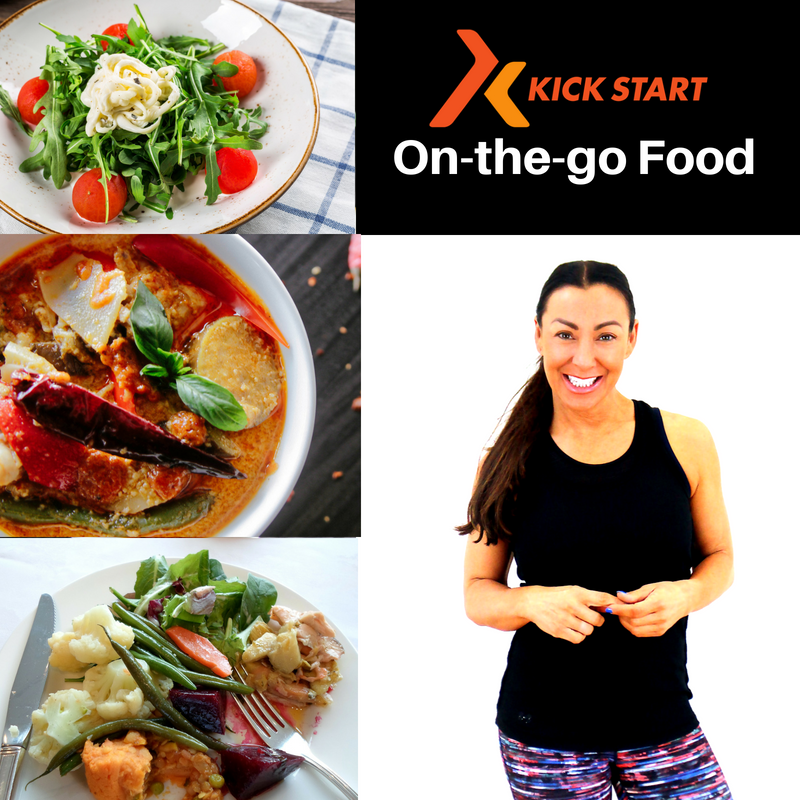 KICK START RECIPES
