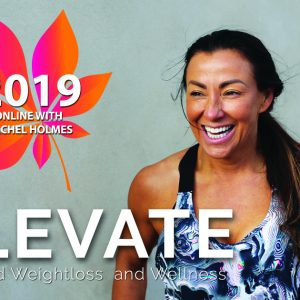 ELEVATE 2019 WITH RACHEL HOLMES