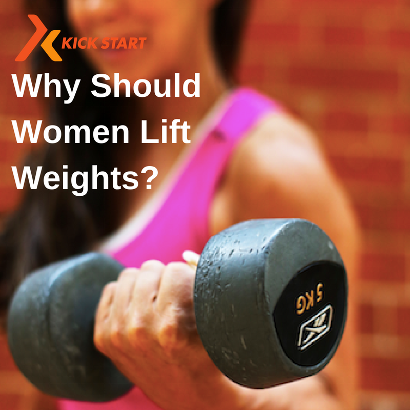 WHY SHOULD WOMEN LIFT WEIGHTS