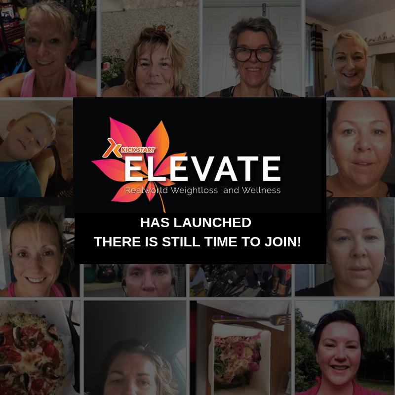 elevate kick start fat loss
