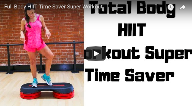 TOTAL BODY HIIT WORKOUT