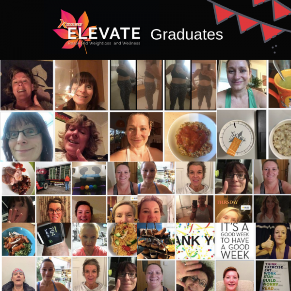 elevate kick start results
