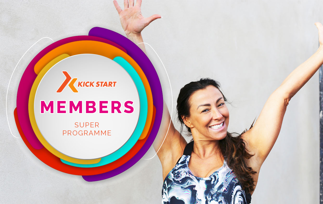 Kick Start Monthly Membership