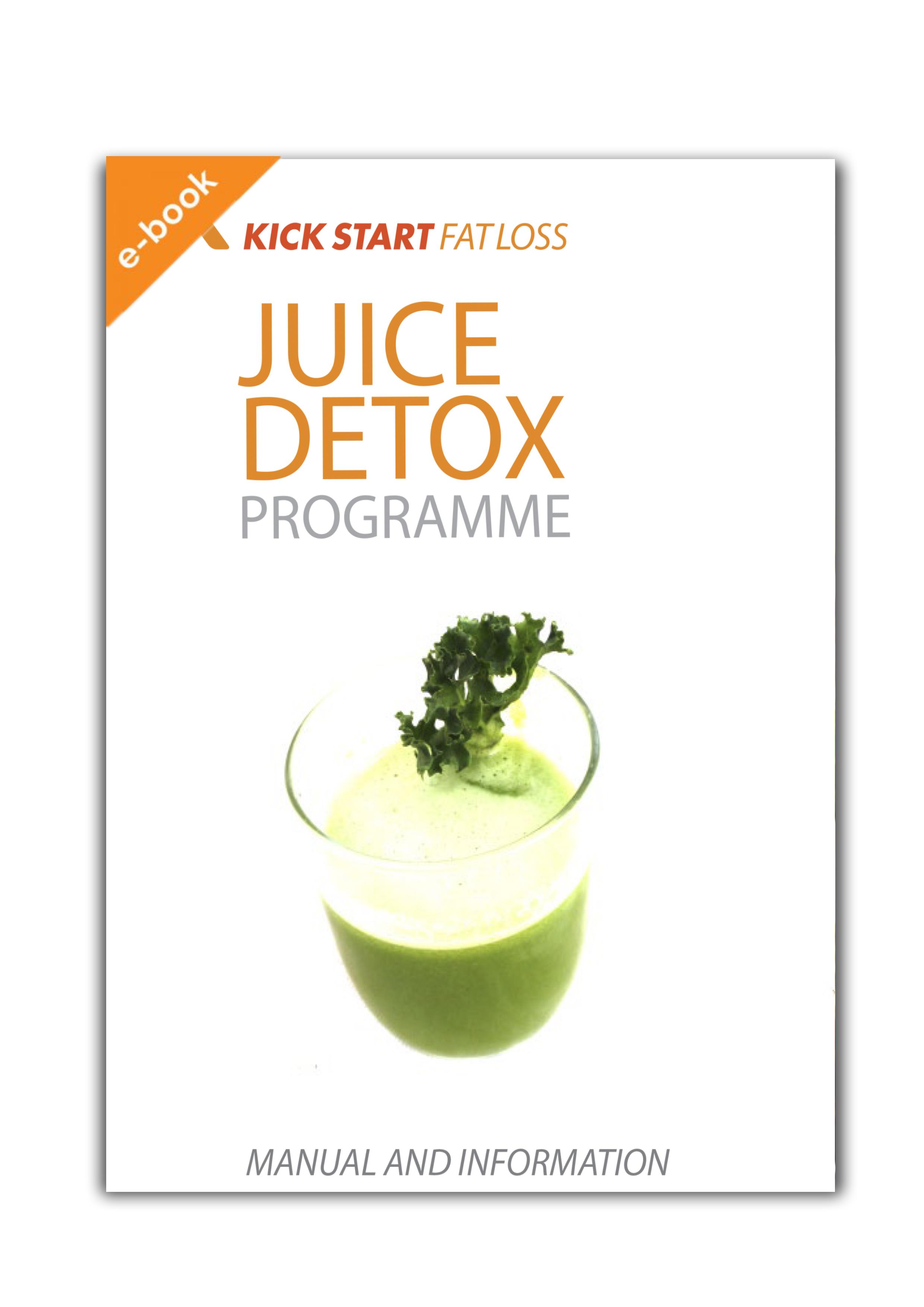 juice detox e book
