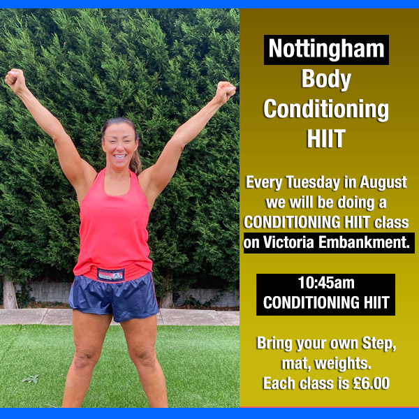 conditioning hiit