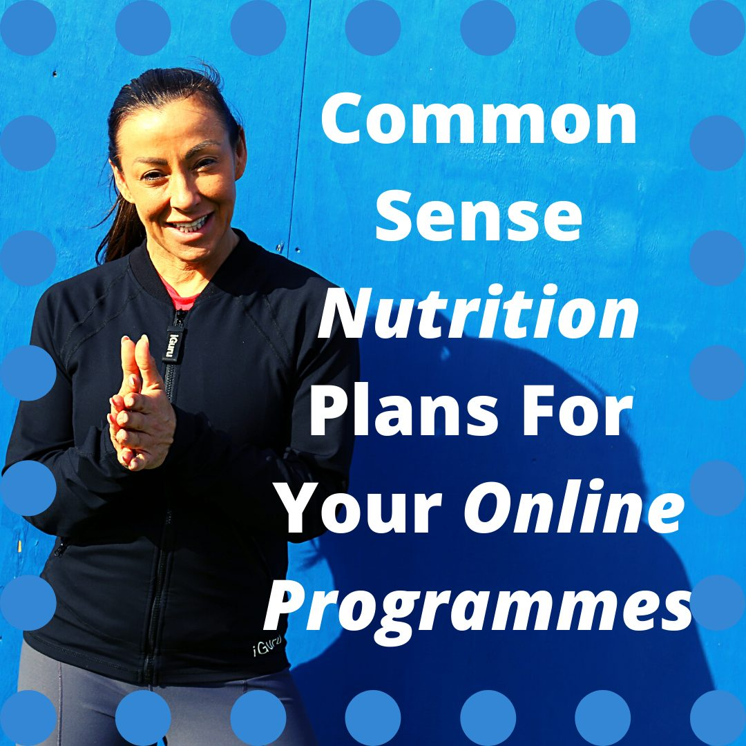 common sense nutrition