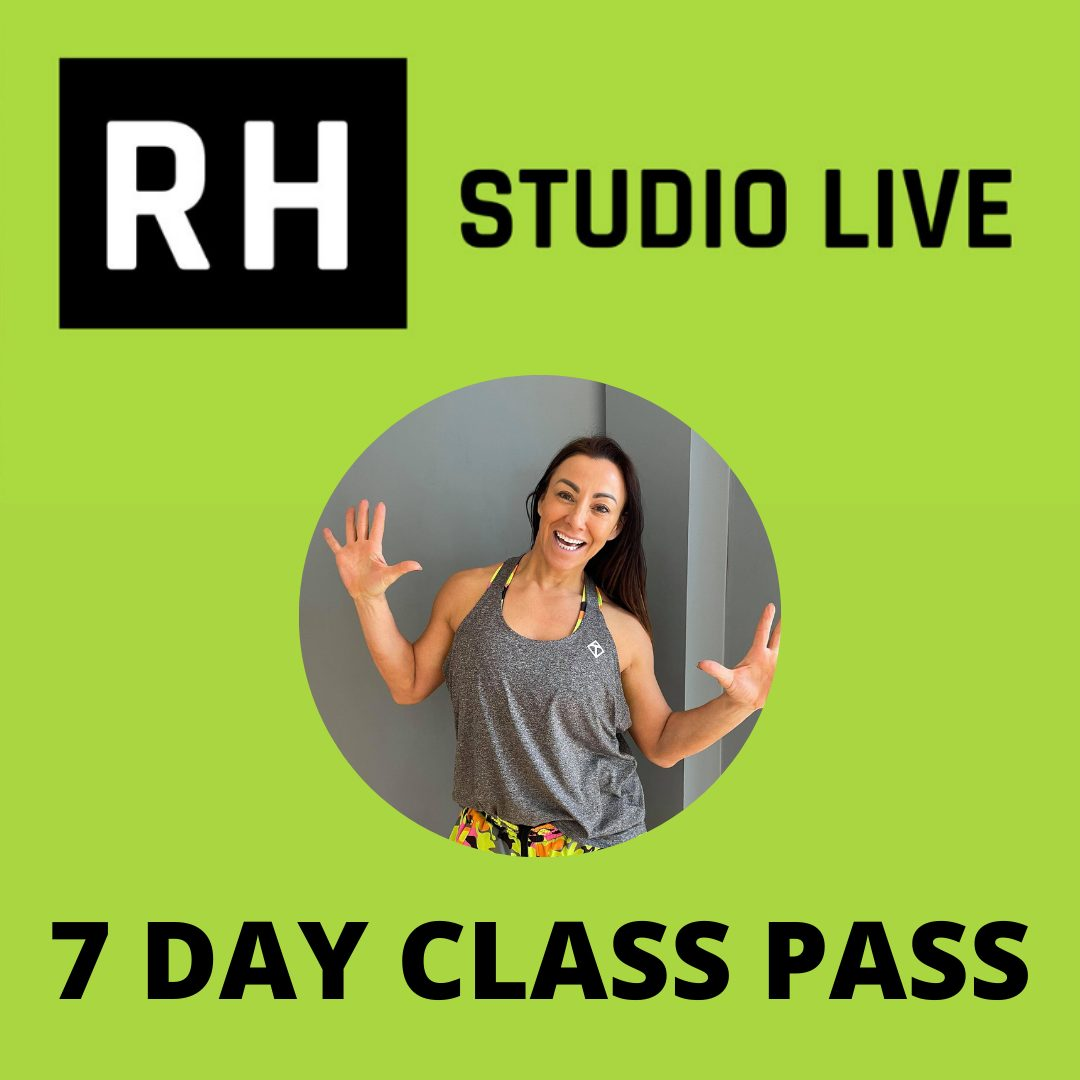 studio live july CLASS PASS