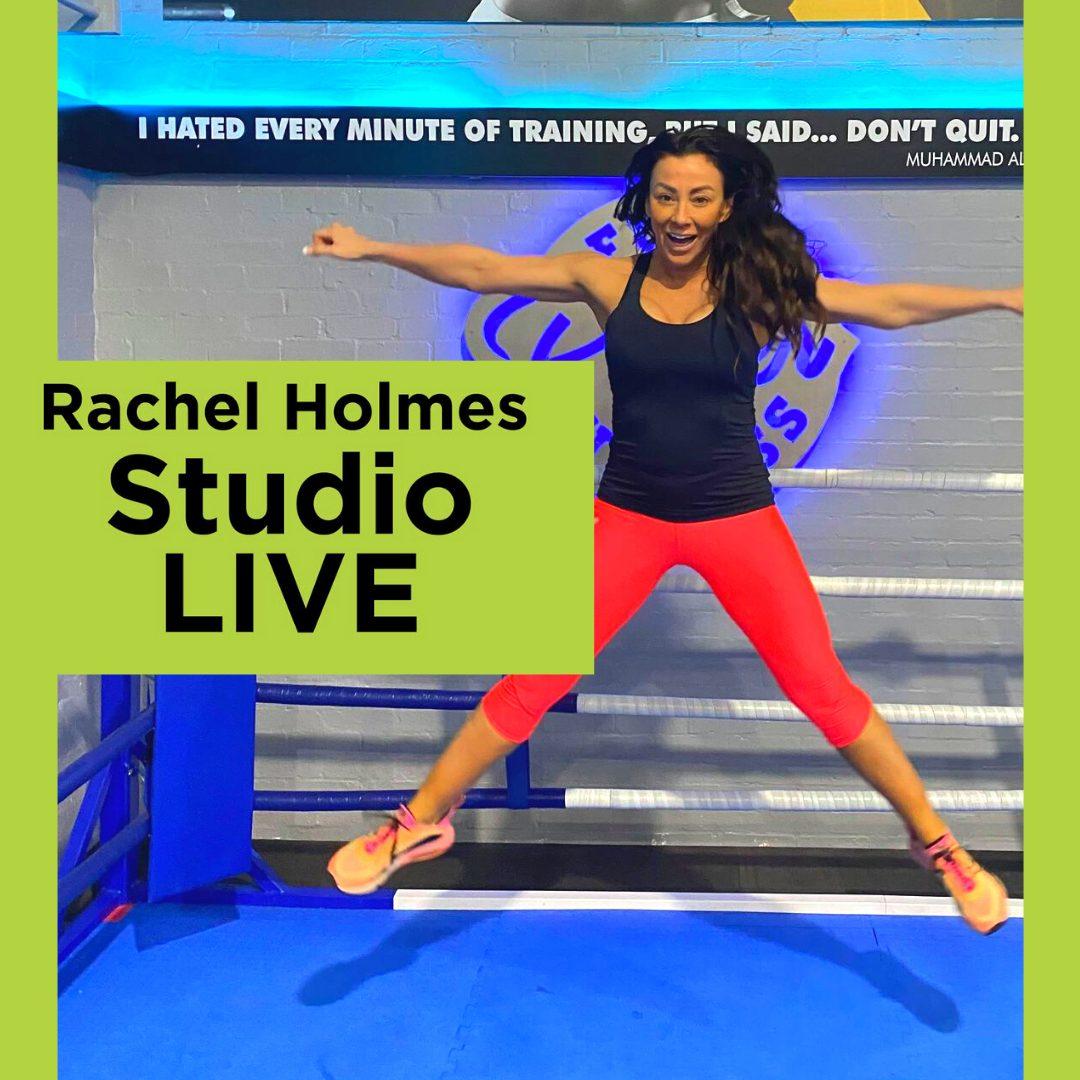 Rachel Holmes Studio Live