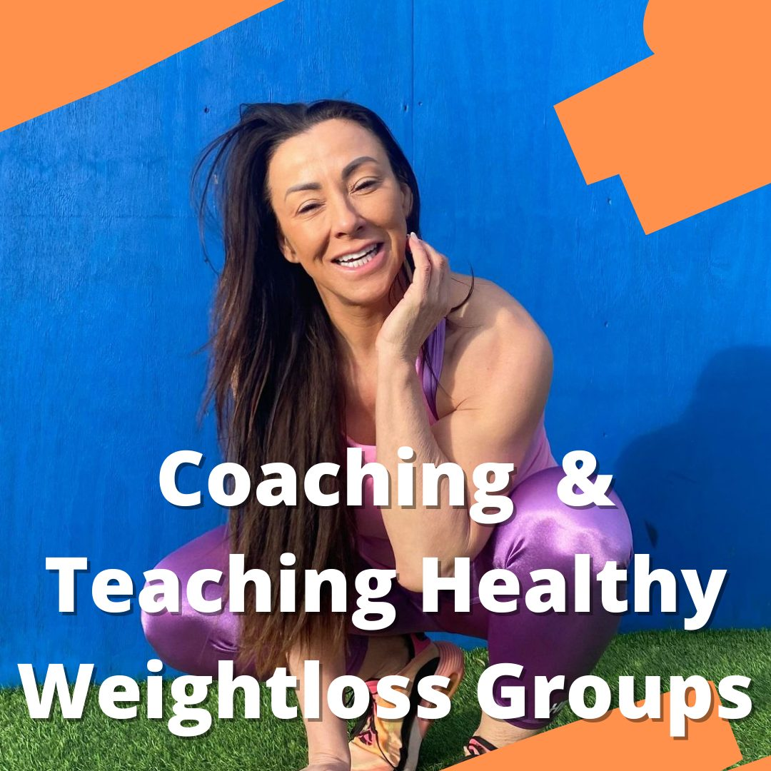 COACHING AND TEACHING WEIGHT LOSS