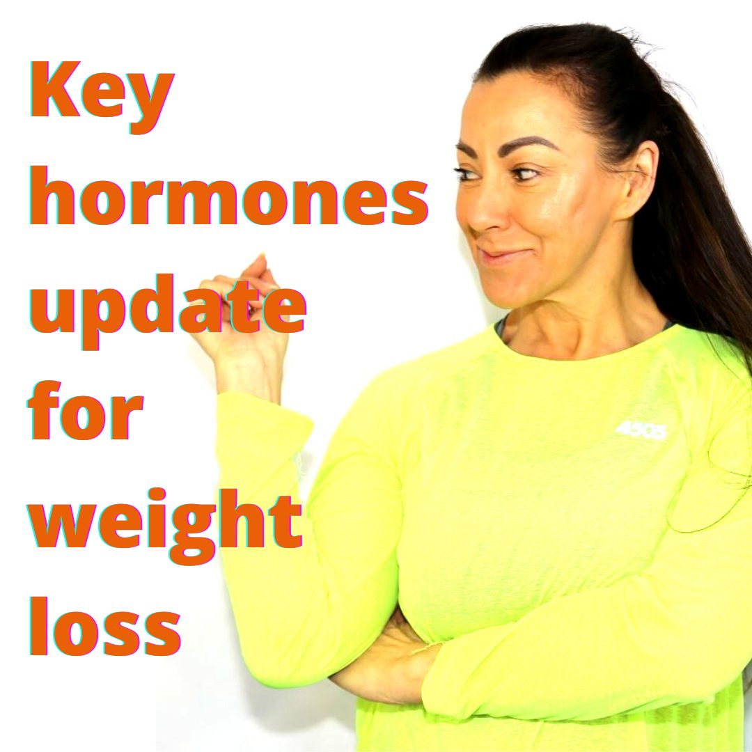key hormones for weight loss