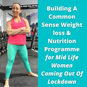 MIDLIFE WOMEN LOCKDOWN
